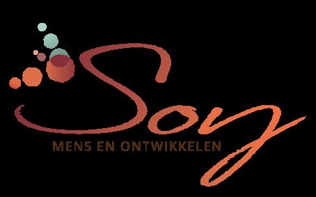 Logo SOY Mens en ontwikkelen