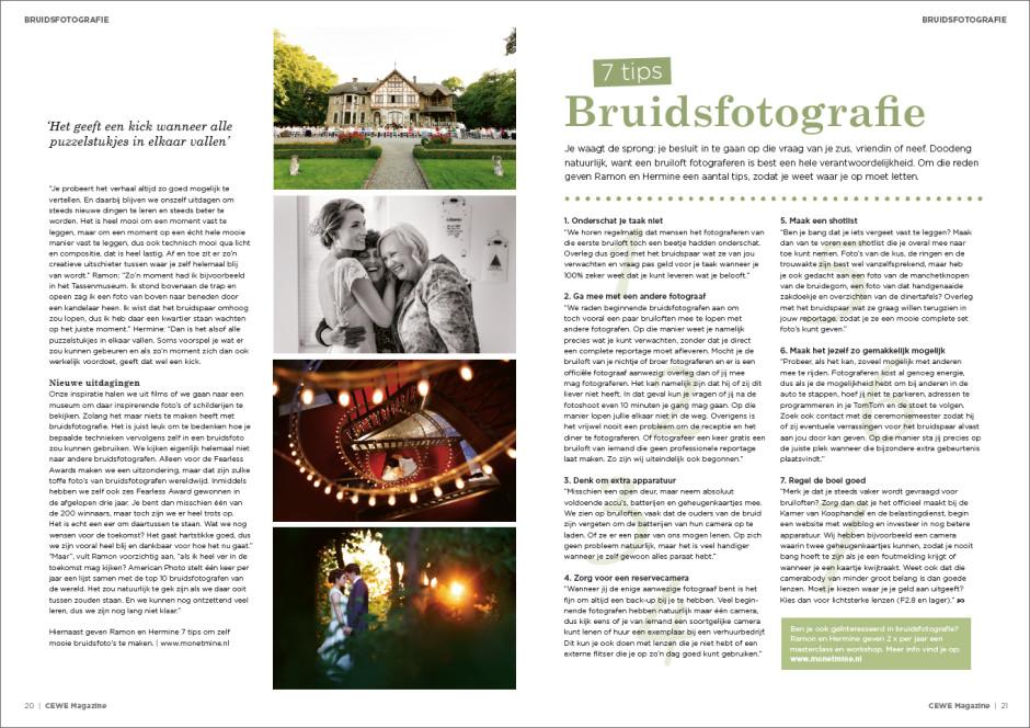Interview bruidsfotografie