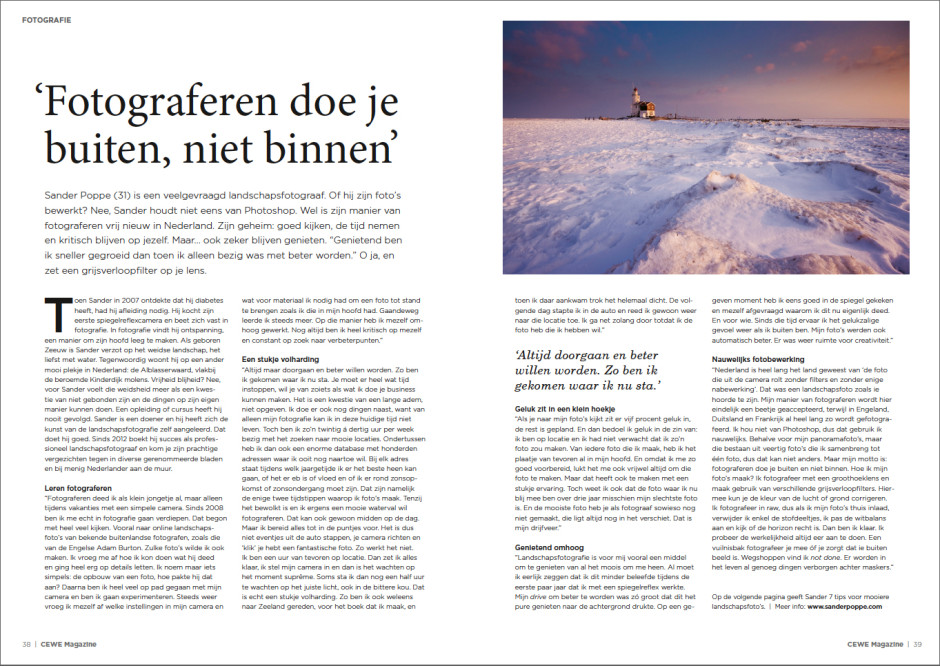 Interview landschapsfotografie 2
