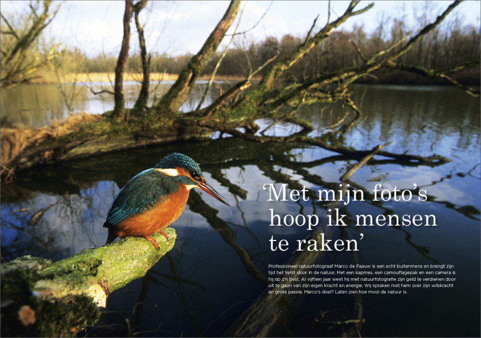 Interview natuurfotografie